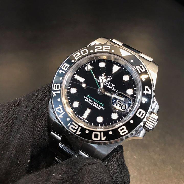 【要チェック商品】ROLEX(ロレックス) GMTマスターⅡ Ref.116710LN